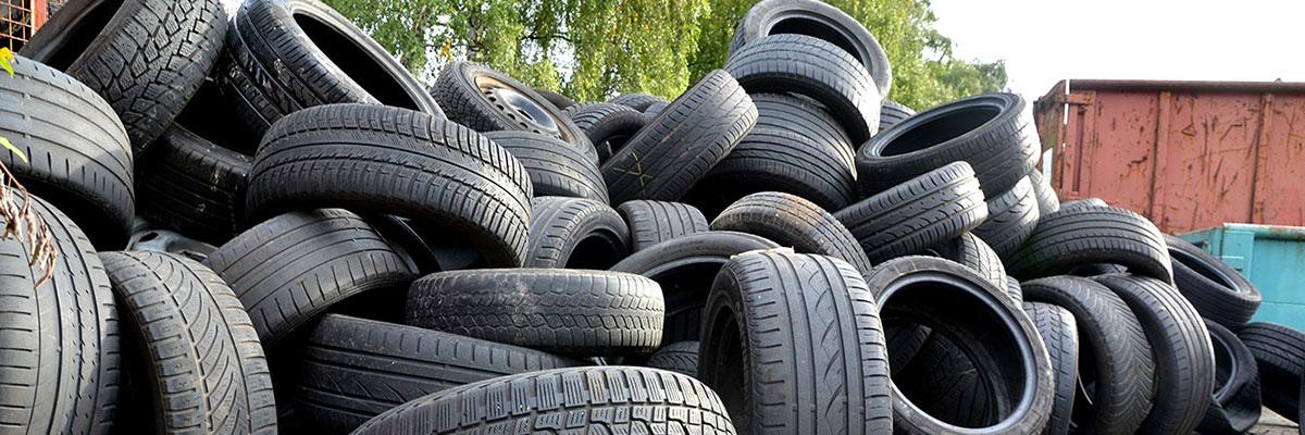 Reifen entsorgen Neumuenster